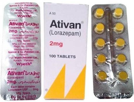 buy Lorazepam 2mg online