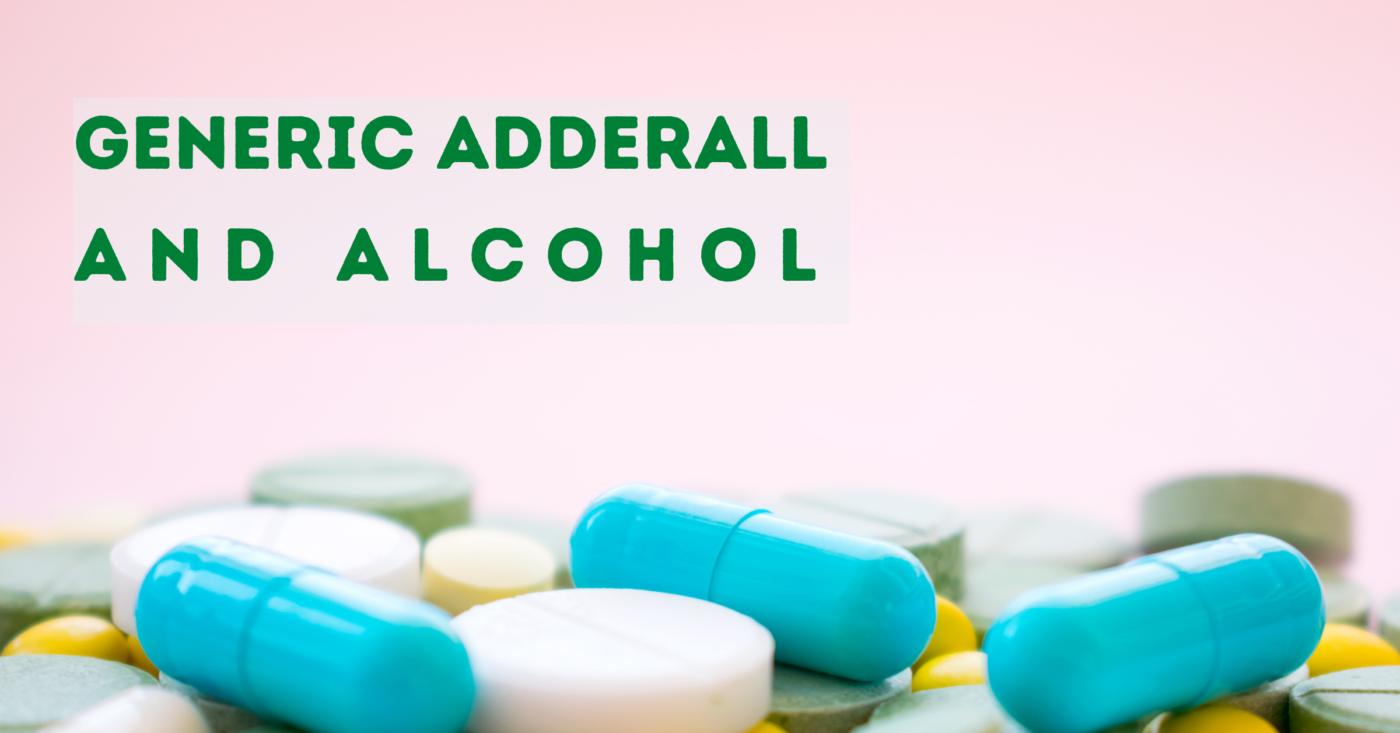 generic adderall